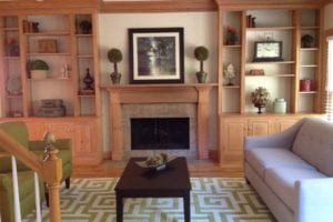 Den after home staging