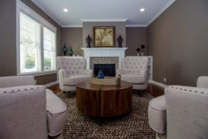 A den after home staging