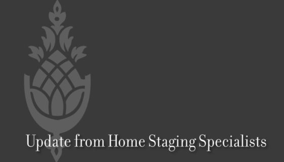 Jill Gaynor on youtube video for home staging