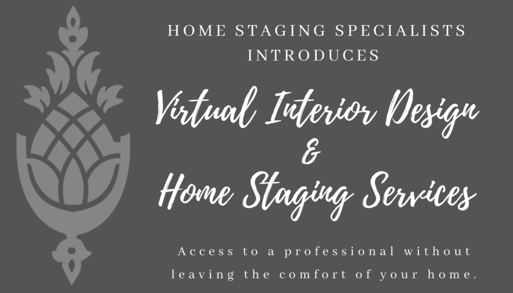virtual home staging and design